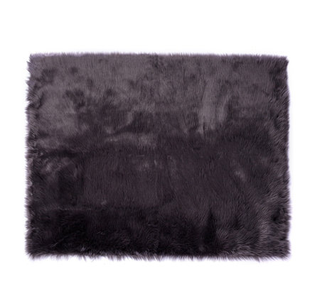 Cozee Home Faux Fur Sheepskin Rug