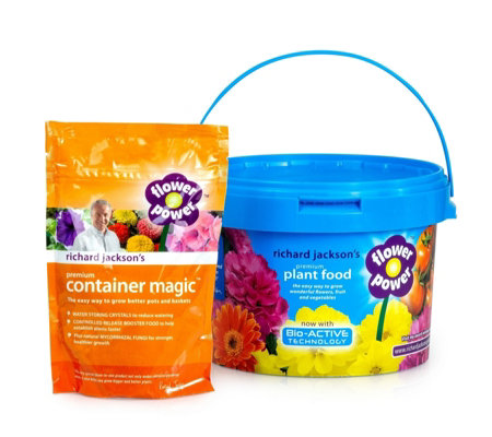Richard Jackson's 2.4kg Flower Power & 250g Container Magic