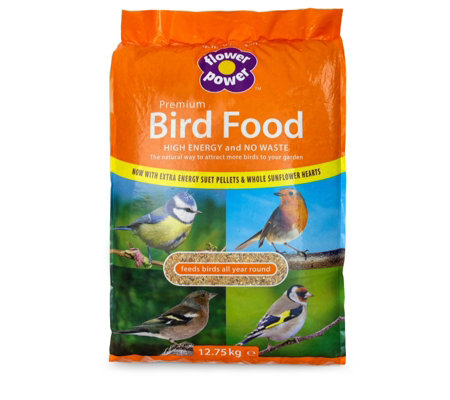 Richard Jackson 12.75kg High Energy Bird Food