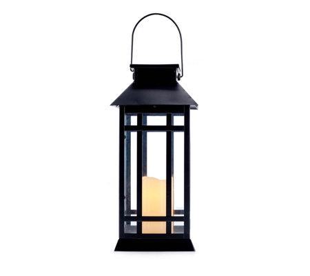 Solithia Solar Lantern with Candle