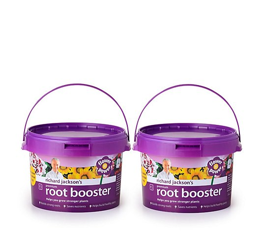Richard Jackson 2 x 1.5kg Root Booster Tubs