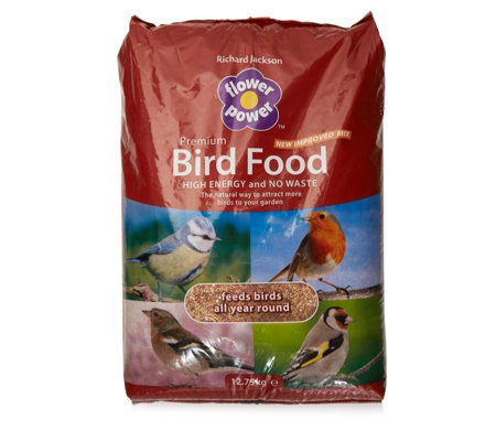 Richard Jackson's 12.75kg Premium High Energy Bird Food