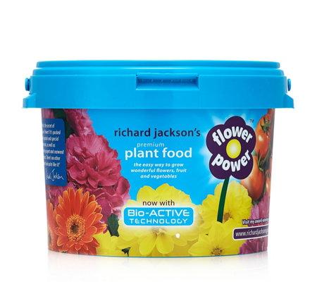 Richard Jackson's 1 5kg Flower Power - QVC UK