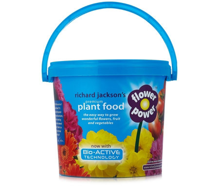 Richard Jackson's 1.15kg Flower Power with Bio-Active Formula
