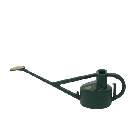 Suttons 1 x 5 litre Green Haws Extended Reach Watering Can