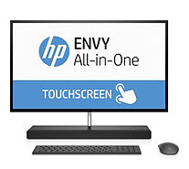 "HP Envy 27"" All-In-One PC with Intel Core i5, 8GB RAM, 1TB HDD & 128 GB SSD - 513075"