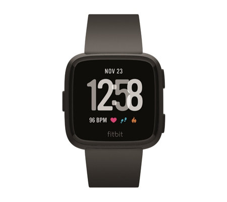 Fitbit Versa Smart Watch with Heart Rate Monitor