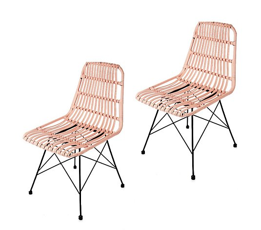 Innovators Set of 2 Pamplona Chairs