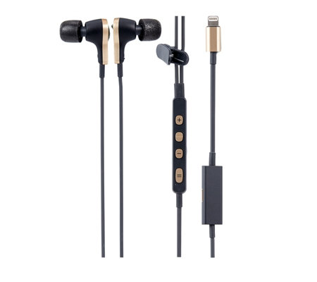 Pioneer Rayz Plus Lightning Powered Noise Cancelling Earphones