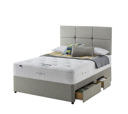 Silentnight Eco Comfort 1200 Mirapocket Mattress & Divan