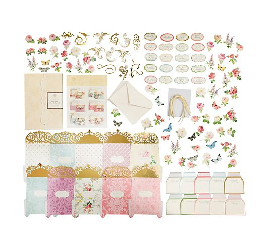 Anna Griffin Purse Slider Card Kit