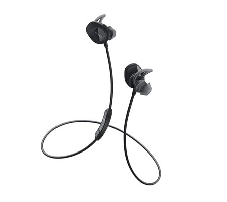 Bose SoundSport In-Ear Wireless Headphones with Carry Case
