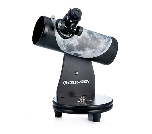 Celestron Firstscope Telescope with Moon Filter