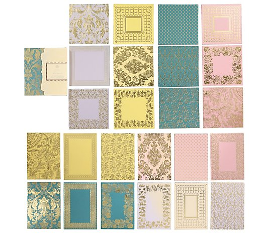 Anna Griffin Foil Stamped Layers Cardstock