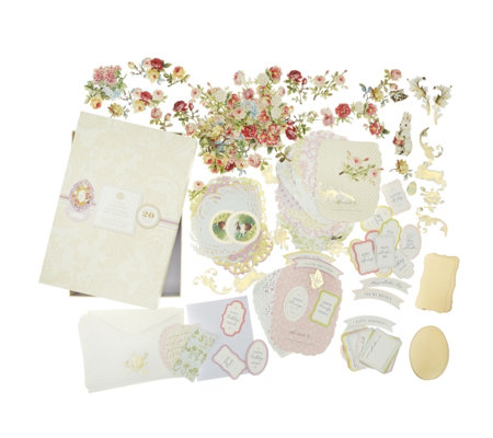 Anna Griffin Set of 20 Easel Card Making Kit