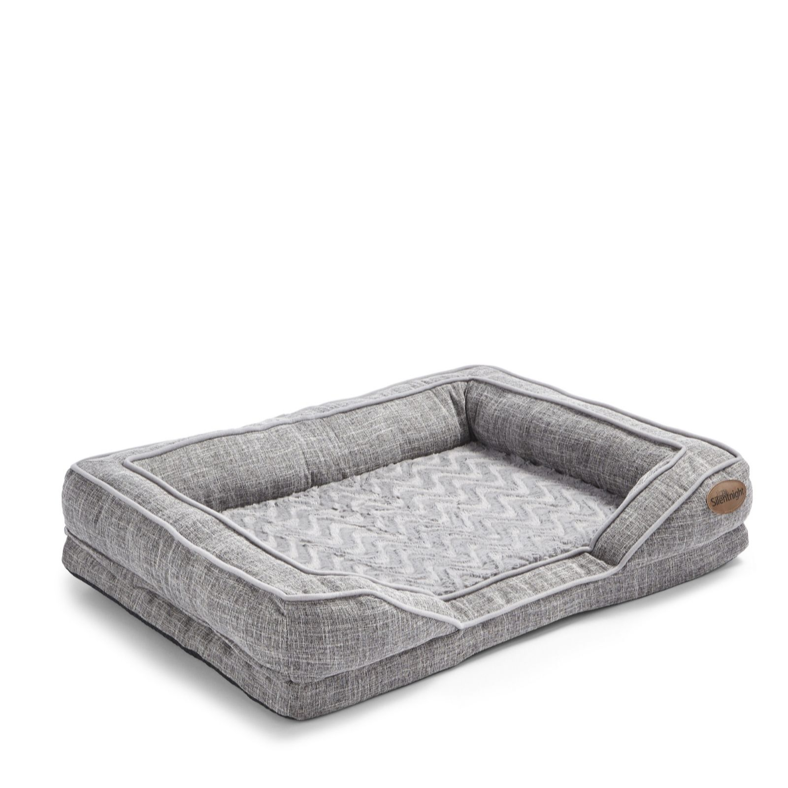 Picture of: Silentnight Orthopaedic Pet Bed Qvc Uk