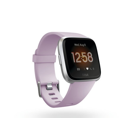 Fitbit Versa Lite Smartwatch with Heart Rate Monitor