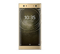 Sony Xperia XA2 Ultra Smartphone with Roxfit Slim Standing Book Case - 515097