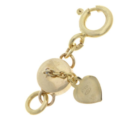 9ct Gold Magnetic Necklace Clasp