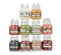 Yankee Candle Scents of Summer 10 Small Jars - 708000