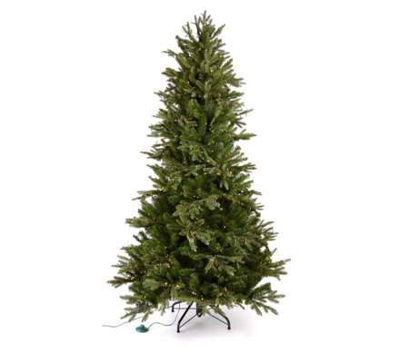 Majestic Christmas.Santa S Best 15 Function Prelit Majestic Christmas Tree W
