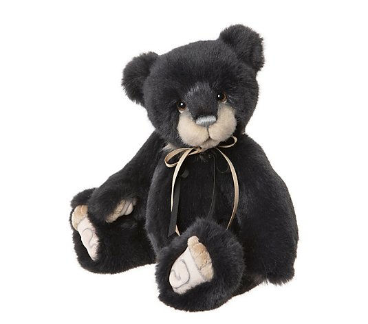 "Charlie Bears Secret Collection Bambino 13"" Plush Bear"