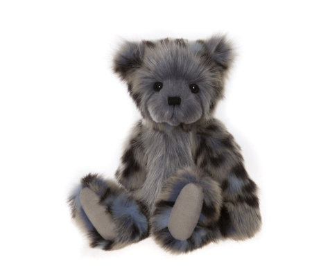 "Charlie Bears Secret Collection Bud 12"" Plush Bear"