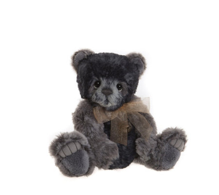 "Charlie Bears Secret Collection Diddums 9.5"" Plush Bear"