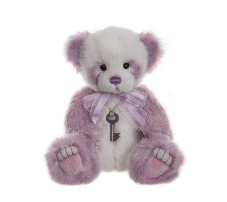 "Charlie Bears Secrect Collection Kay 11"" Plush Bear"