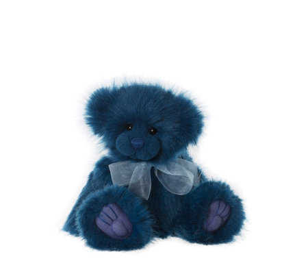 "Charlie Bears Collectable Smartie 9"" Plush Bear"