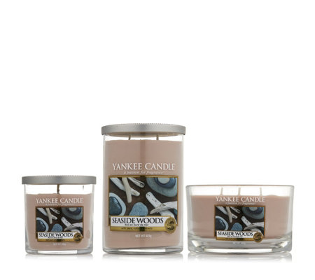 Yankee Candle 3 Piece Multi Wick Tumbler Candle Collection