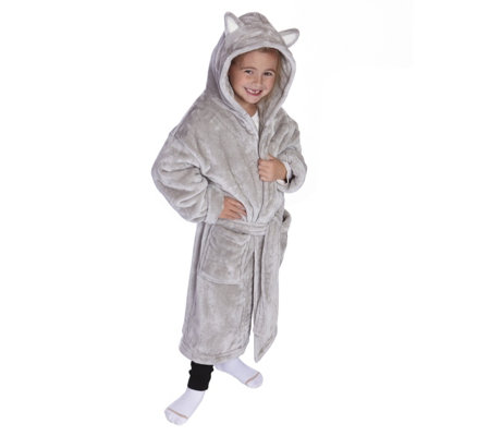 Cozee Home Children's Hooded Robe