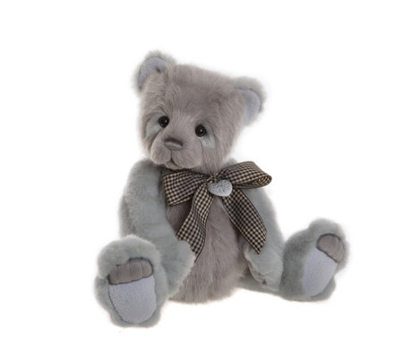 "Charlie Bears Collectable Shelby 15"" Plush Bear"