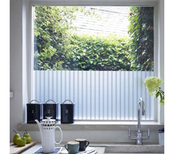 Outlet The Window Film Company Linear Design Frosted 707217