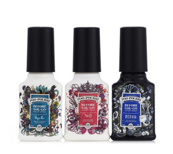 Poo Pourri Set of 3 59 ml Bottles - 707222