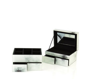 JM by Julien Macdonald 2 Cosmetic & Jewellery Organisers - 707823