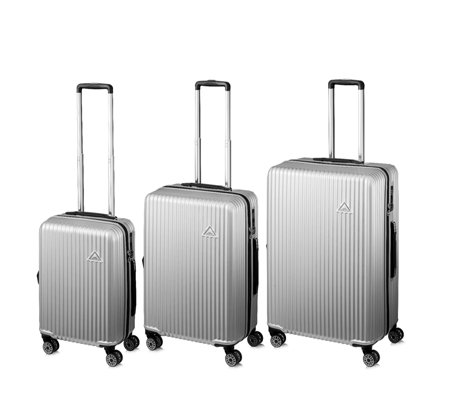 Triforce SOBE Set of 3 Suitcases