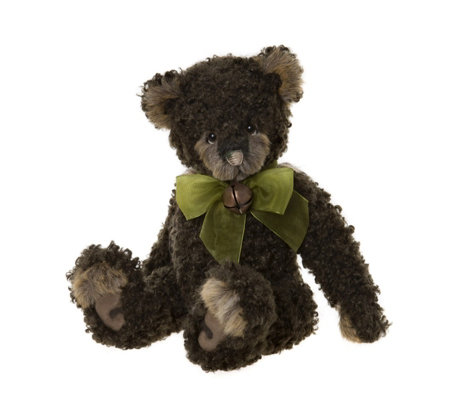 "Charlie Bears Collectable Victor 18"" Plush Bear"