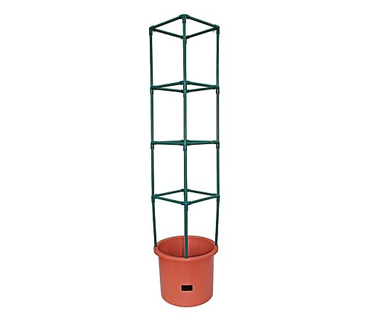 SFIXX Garden Self Watering Jumbo Pot with Grow Frame