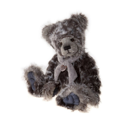 "Charlie Bears Collectable Advent 20"" Plush Bear"