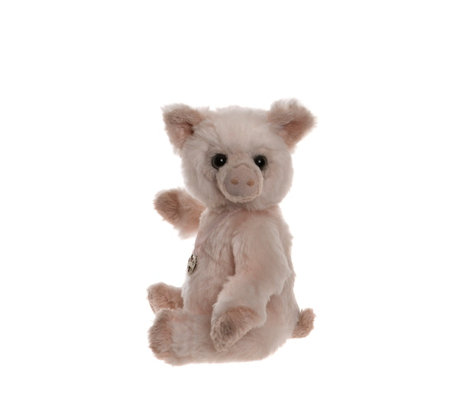 "Charlie Bears Secrect Collection Penchant 9"" Plush Bear"