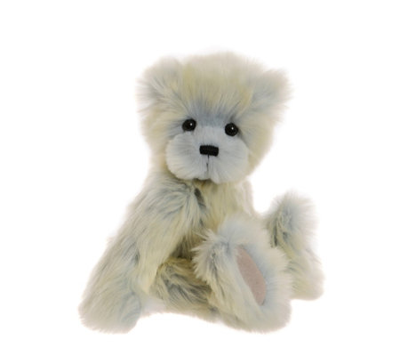 "Charlie Bears Secret Collection Elwood 13.5"" Plush Bear"