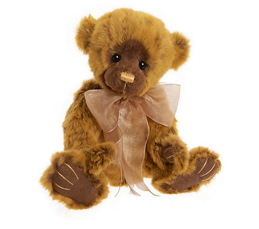 "Charlie Bears Collectable Dylan the Bear 12"" Plush Bear"