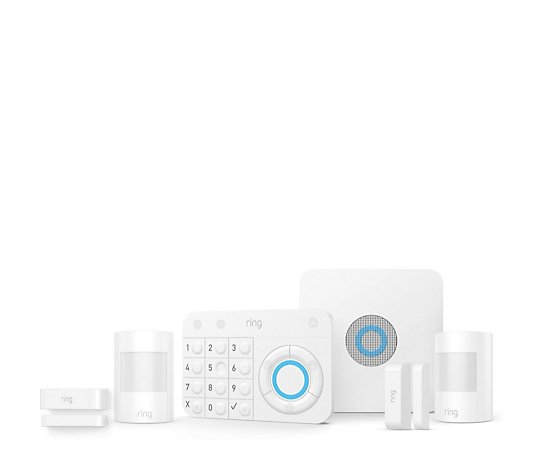 Ring 7 Piece Alarm Security System for the Home