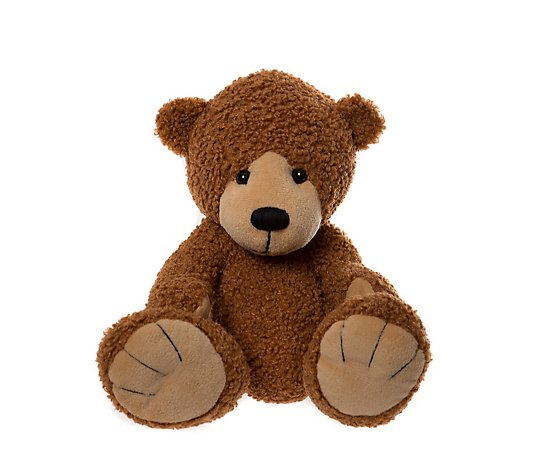 "Charlie Bears Little Lost  11"" Plush Bear & Book from Alice's Bear Shop"