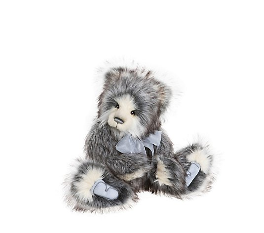 "Charlie Bears Collectable Lachlan 23"" Plush Bear"