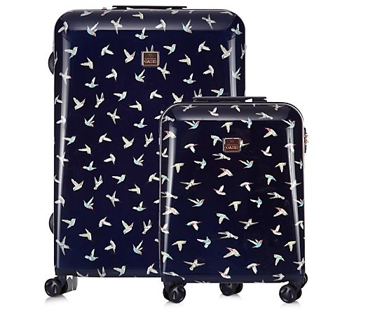 Redland Oasis High Gloss Cabin & Large Suitcase Set