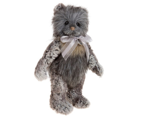 "Charlie Bears Secrect Collection Winter 11"" Plush Bear"
