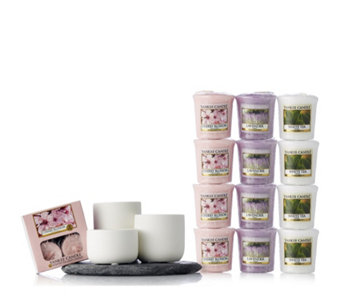 Yankee Candle 27 Piece Harmony Tea-Light & Votive Collection - 706755