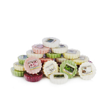 Yankee Candle Pure Essence 24 Piece Melt Collection - 706756